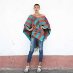 Handmade Women's Cape With a Purpose
